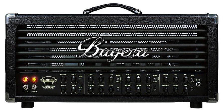 Cabecote para guitarra 110V/100W - TRIREC INFINIUM - Bugera
