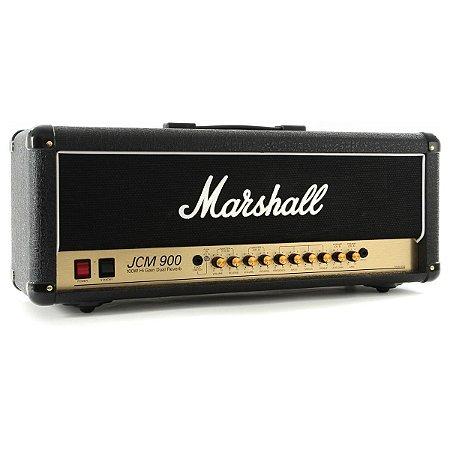 Amplificador Cabeçote Valvulado Para Guitarra Marshall JCM 900 - 4100