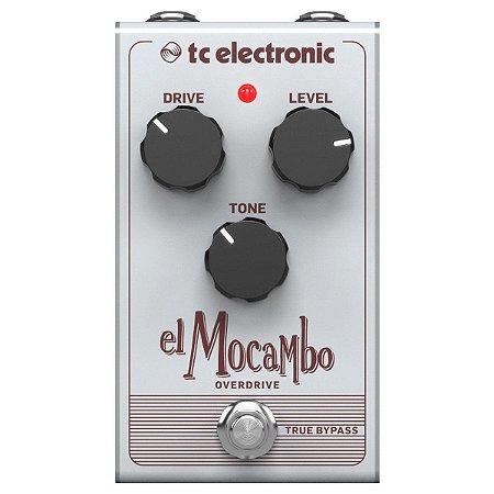Pedal para Guitarra - EL CAMBO OVERDRIVE - TC Electronic