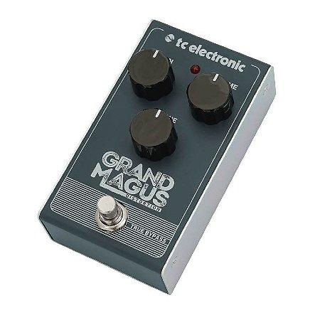 Pedal para Guitarra Grand Magus Distortion - TC Electronic