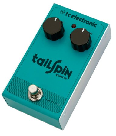 Pedal para Guitarra Tailspin Vibrato - TC Electronic