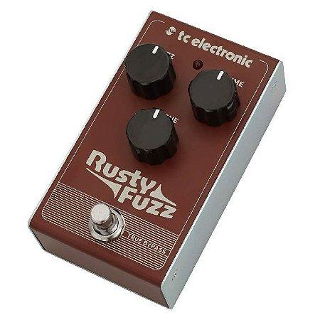 Pedal para Guitarra Rusty Fuzz - TC Electronic