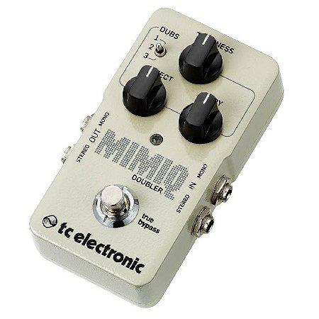 MIMIQ DOUBLER - PEDAL - TC ELECTRONIC
