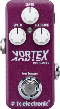PEDAL VORTEX MINI FLANGER - TC ELECTRONIC