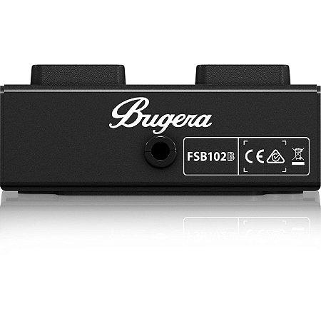 Pedal Footswitch FSB102B - Bugera