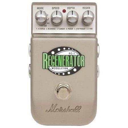 Pedal RG-1 Regenerator para guitarra - PEDL-10036 - MARSHALL