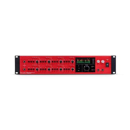 Interface de Audio Thunderbolt Clarett 8PREx 26/28-FOCUSRITE