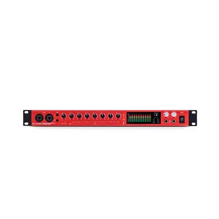 Interface de Audio Thunderbolt Clarett 8PRE 18/20 -FOCUSRITE