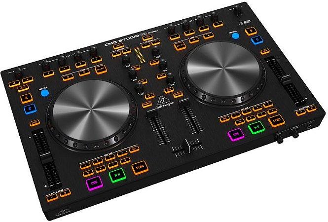 Controlador DJ CMD STUDIO 4A - Behringer