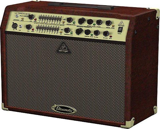 Amplificador para violao - ACX1800 - 110V - BEHRINGER