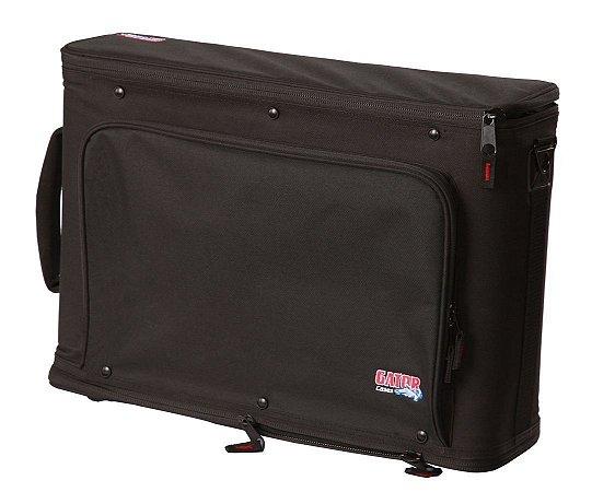 Bag Rack 19 c/4Un. Rack Mold. Alumi - GR-RACKBAG-4U - GATOR