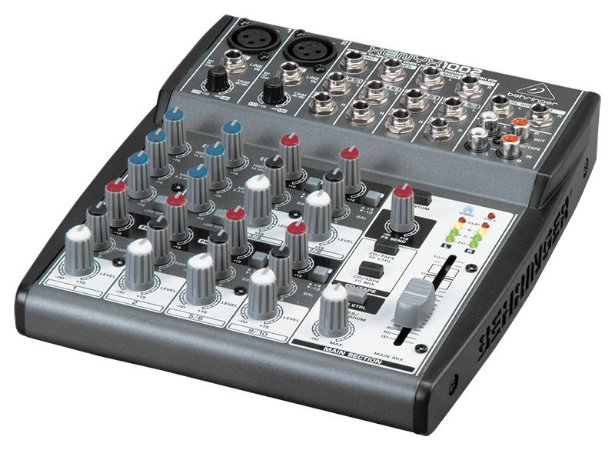 Mixer Xenyx 110V - 1002 - Behringer