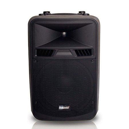 Caixa acustica injetada 500W BiVolt -LXX-15A Powerful-Lexsen