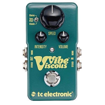 PEDAL VISCOUS VIBE - TC ELECTRONIC