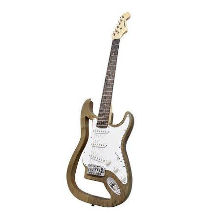 Guitarra Benson Madero Ghost DK - Cor natural escura