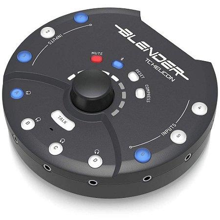 Interface de audio - Blender - TC HELICON