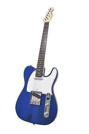 Guitarra Benson Madero Nemesis BL - Cor azul