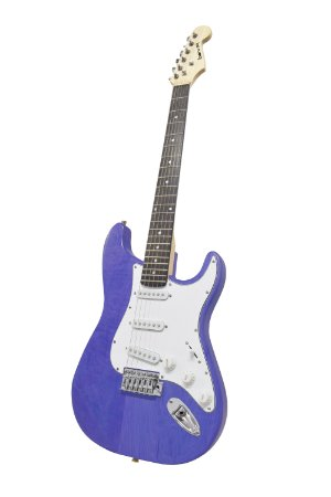 Guitarra Benson Madero Pristine BL - Cor azul