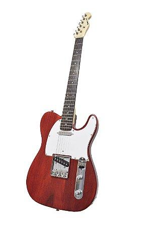 Guitarra Benson Madero Nemesis RD - Cor vermelha