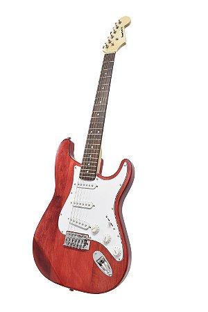 Guitarra Benson Madero Pristine RD - Cor vermelha