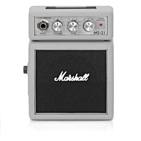 MS-2J - MINI AMPLIFICADOR PARA GUITARRA 2W - MARSHALL