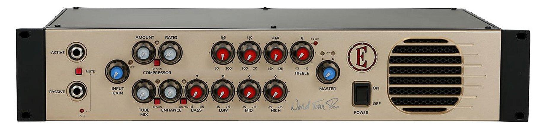 Amplificador para baixo 600W - WTP600 - EDEN