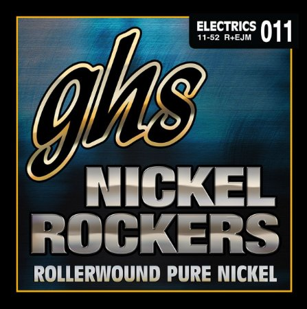 R+EJM - ENC GUIT 6C NICKEL ROCKERS 011/052 - GHS
