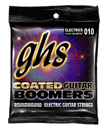 CB-GBTNT - ENC GUIT 6C COATED BOOMERS 010/052 - GHS