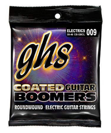 CB-GBCL - ENC GUIT 6C COATED BOOMERS 009/046 - GHS