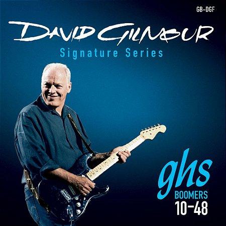 GB-DGF - ENC GUIT 6C SIG. DAVID GILMOUR 010/048 - GHS
