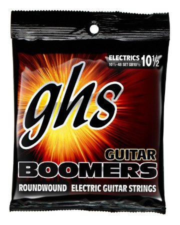 GB10 1/2 - ENC GUIT 6C GUITAR BOOMERS 010.5/048 - GHS