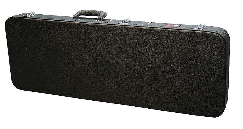 Case p/Guitarra em Madeira Revest. em PVP - GWE-ELEC - GATOR