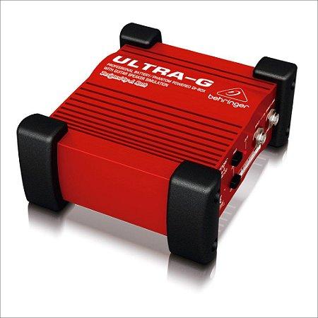 Direct Box GI100 - Behringer