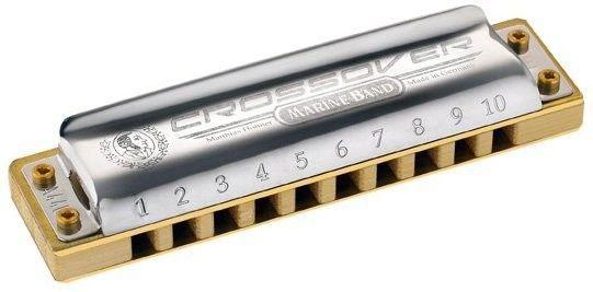 Harmonica Marine CrossOver - D (RE) - HOHNER