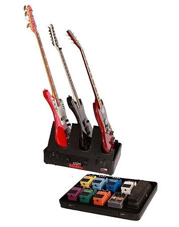Case c/Sup. 4 Guitarras e Pedais G-GIG-BOX-TSA-EL - GATOR