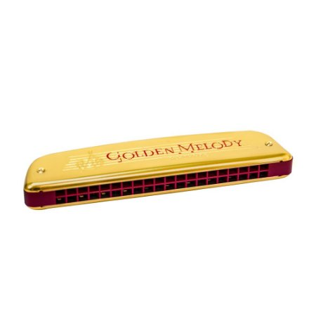 Harmonica Golden Melody 2416/40 C - Hohner