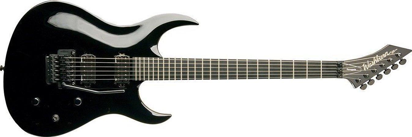 Guitarra preta com bag - WM24VB - WASHBURN