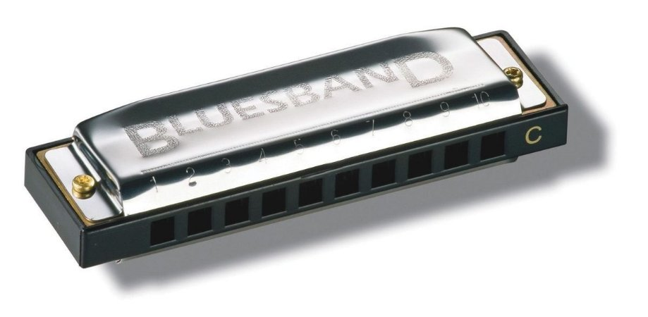 Harmonica Blues Band 559/20 - G (SOL) - HOHNER