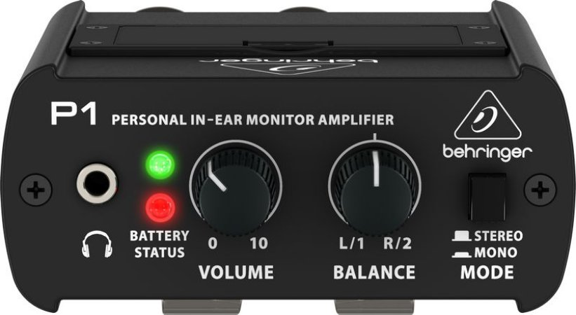 PowerPlay - P1 - Behringer