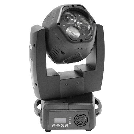 Moving head LED Beam 2 saidas tilt infin. DUO 300 FREE - PLS