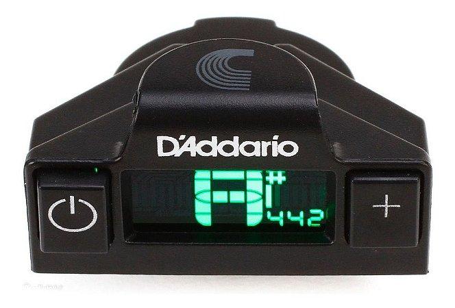 Afinador Digital Daddario Planet Waves Pwct15 Ns Micro