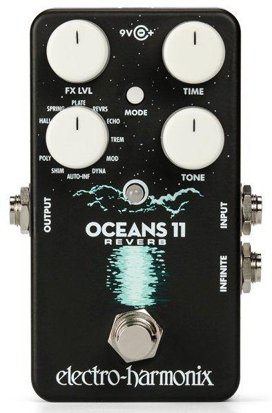 PEDAL ELECTRO HARMONIX EHX OCEANS11 REVERB