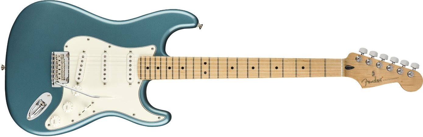 GUITARRA FENDER PLAYER STRATOCASTER MN TIDEPOOL