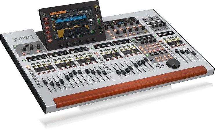 Mixer digital de 48 Canais Bi-Volt - WING - Behringer