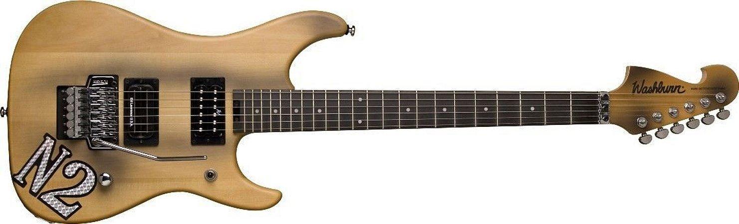Guitarra Nuno Bettencourt com case - N2 VINTAGE - WASHBURN