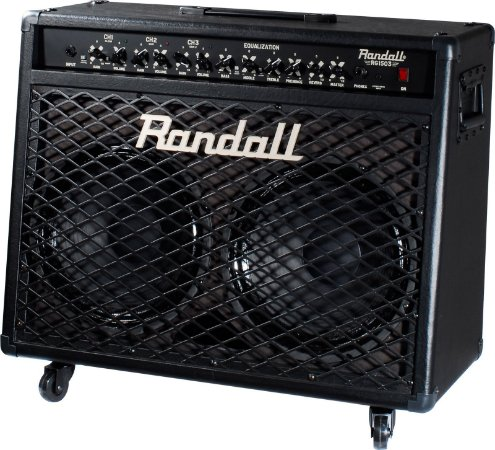 AMPLIFICADOR PARA GUITARRA RANDALL RG1503 2X12 150W