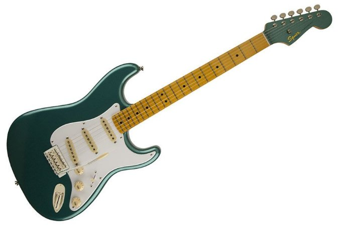 GUITARRA FENDER SQUIER CLASSIC VIBE STRATO SHERWOOD GREEN