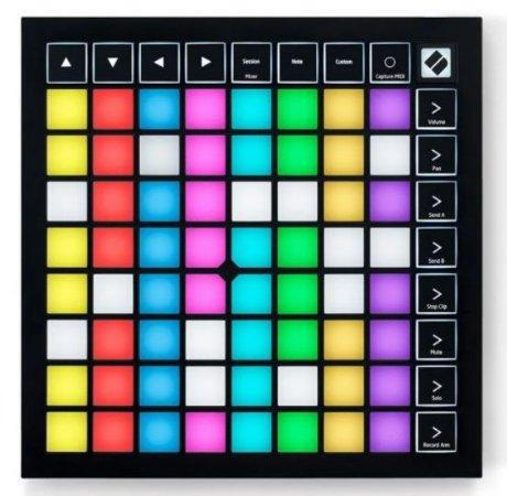 PAD CONTROLADORA - LAUNCHPAD X- PAD - NOVATION