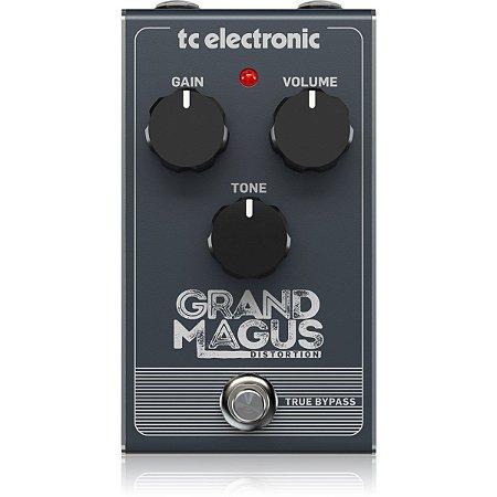 PEDAL PARA GUITARRA TC ELECTRONIC - GRAND MAGUS DISTORTION