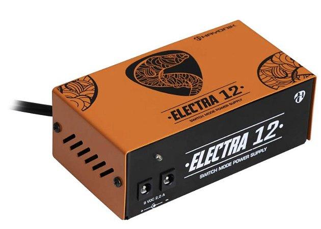 FONTE HAYONIK ELECTRA-12 9VDC 2A CHAV C-